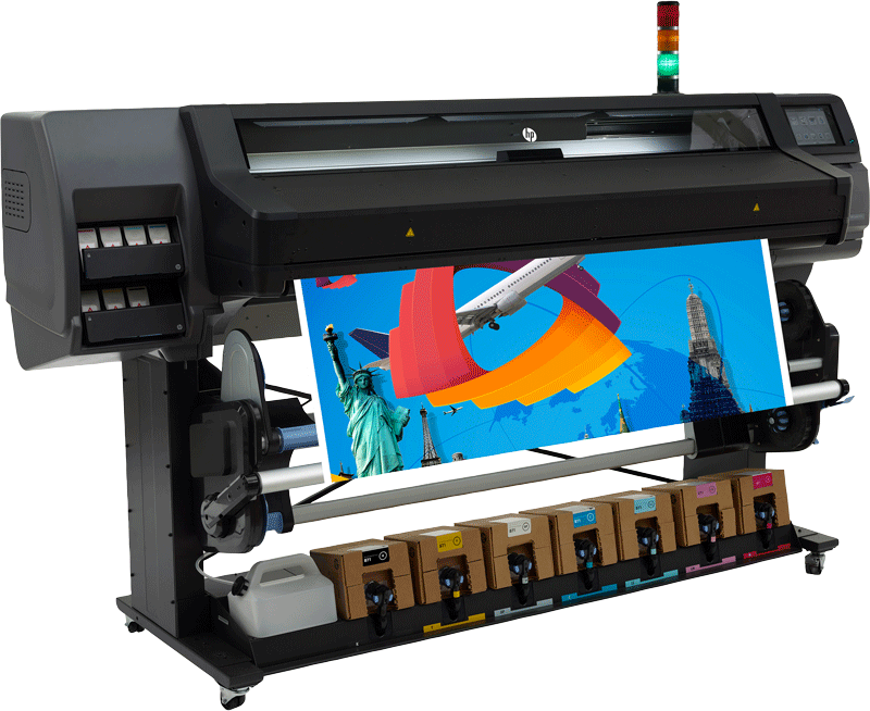 HP Latex 300 o Latex 500  Fenix Digital Group