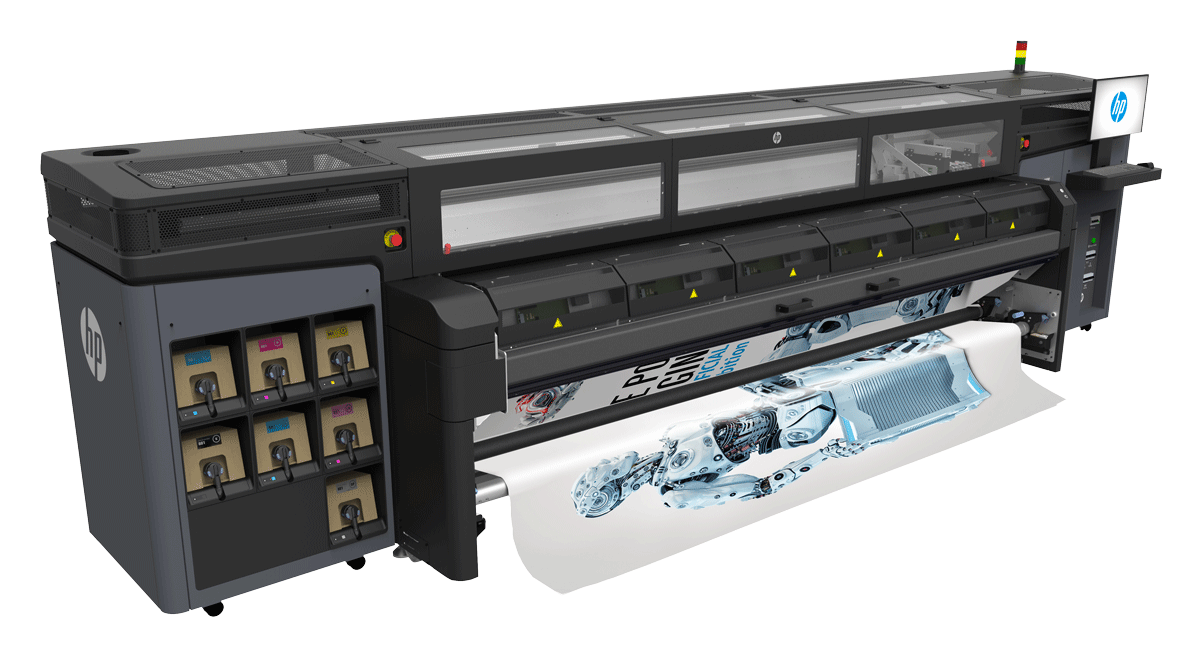 HP Latex 1500 o 3200 o 3600 Fenix Digital Group